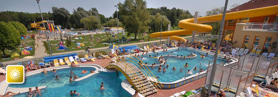 Badeurlaub mit Therme und familientauglichen Angeboten in Ungarn